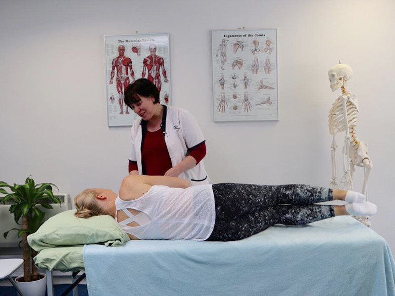 Michelle Mason - Osteopath in Macclesfield and Knutsford